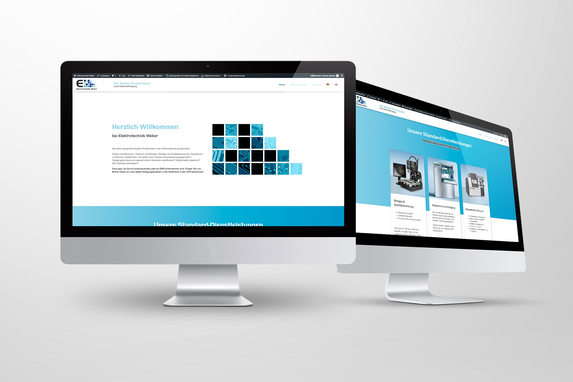 elektortechnik-weber-webdesign-heicom-systems